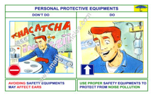 safety posters for factory