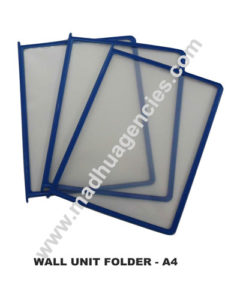 wall file holder