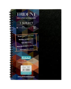 Trident Note Book