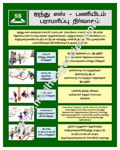 Madhu Agencies Safety Posters Chennai India